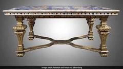 ৪০০ বছরের পুরোনো টেবিল : দাম ১১.৬ মিলিয়ন ডলার