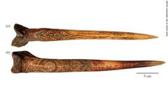 নিউগিনীর মানুষেরা যে কারণে হাড় দিয়ে ছুড়ি বানাত