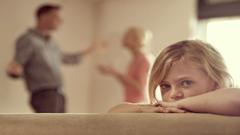বাবা-মায়ের ঝগড়া ডেকে আনে শিশুর স্বাস্থ্যঝুঁকি : গবেষণা