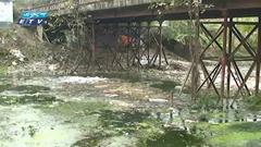 ইছামতি নদী যেন ময়লার ভাগাড় (ভিডিও)