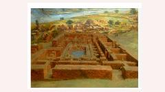 ৯০০ বছরের খরায় ধ্বংস হয় ইন্দোজ সভ্যতা