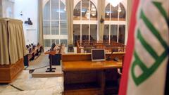 ইরাকে ৩০০ জনের মৃত্যুদণ্ড