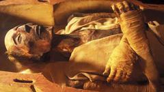 অবশেষে পরিচয় মিলল ৪ হাজার বছরের পুরনো মমির