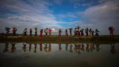 ধর্ষণ হয়ে থাকলে দায়ীদের কঠোর শাস্তি: মিয়ানমার সেনাবাহিনী
