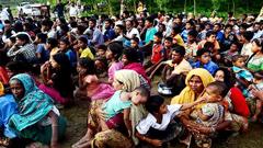 রোহিঙ্গা ইস্যুতে 'বিশ্বাসযোগ্য' তদন্ত চায় যুক্তরাজ্য-কানাডা