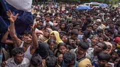রোহিঙ্গাদের কানাডায় আশ্রয় দিতে সুপারিশ