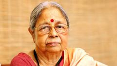 শিল্পী সনজীদা খাতুনের ৮৫তম জন্মবার্ষিকী আজ