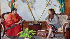 জলবায়ু পরিবর্তন বিষয়ে কাজ করতে চায় গ্লোব ইন্টারন্যাশনাল