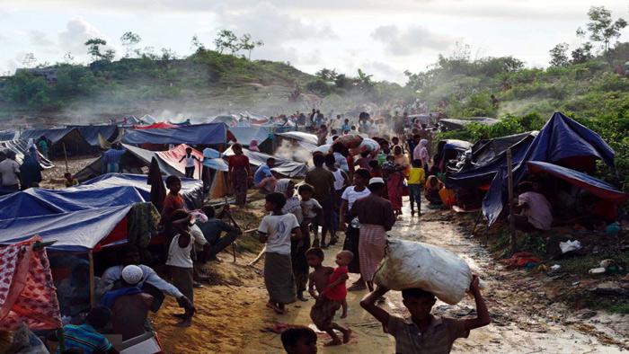 রোহিঙ্গাদের ক্যাম্প পরিদর্শনে যাচ্ছে সৌদি প্রতিনিধি দল