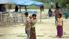 রোহিঙ্গা ক্যাম্পে প্রতিদিন জন্ম নিচ্ছে ৬০ শিশু: ইউনিসেফ