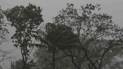 রমজানের প্রথম দিনেই কালবৈশাখী ঝড়