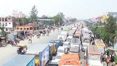 ঢাকা-কুমিল্লা মহাসড়কে ৩০ কি.মি. যানজট