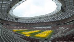 রাশিয়ার যে মাঠে গড়াবে বিশ্বকাপ ফুটবল