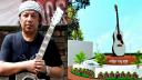 উন্মোচন হবে আইয়ুব বাচ্চুর রুপালি গিটার