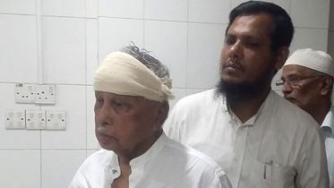 গুরুতর আহত বিএনপি নেতা জমির উদ্দিন সরকার
