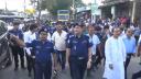 লালমনিরহারটে ই-ট্রাফিক সিস্টেম চালু