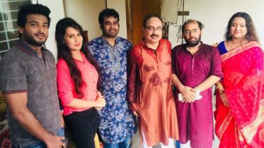 জি এম সৈকতের 'তোমার গল্পে আমি'
