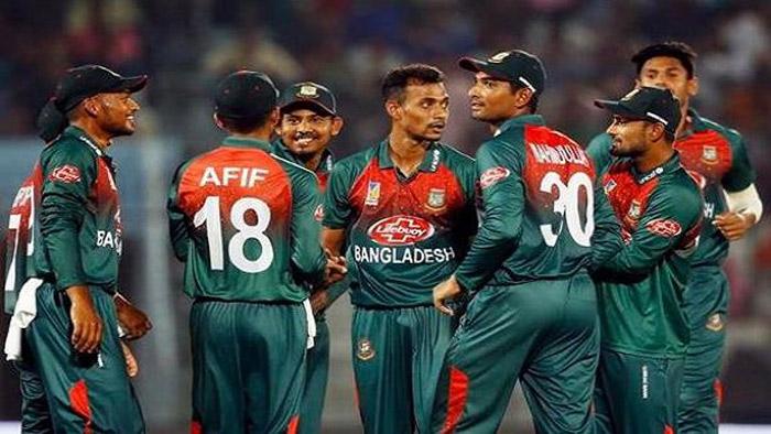 বাংলাদেশ টি-টোয়েন্টি দল