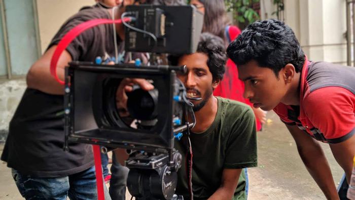 'চলচ্চিত্র নির্মাণে হাতেখড়ি'