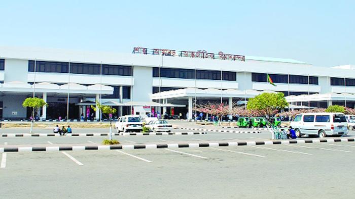 শাহ আমানত আন্তর্জাতিক বিমানবন্দর, চট্টগ্রাম- ফাইল ছবি