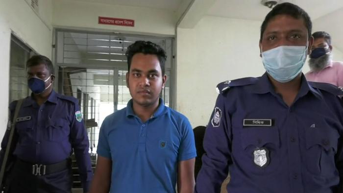 হ্যাকার ফজলে রাব্বি ওরফে রাশেদুল