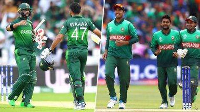 বাংলাদেশ ও পাকিস্তান দল