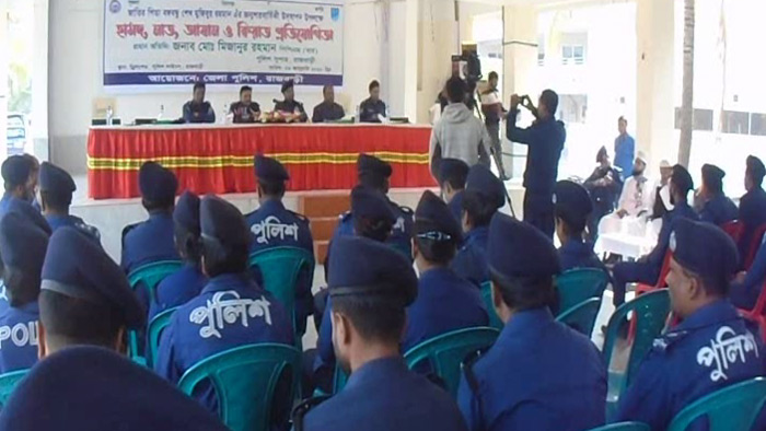 রাজবাড়ী জেলা পুলিশের আয়োজনে হামদ-নাত, আযান ও ক্বিরাত প্রতিযোগিতা