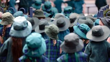 অস্ট্রেলিয়ার নিউ সাউথ ওয়েলসে স্কুল খুলছে