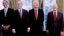যুক্তরাষ্ট্রে উত্তাল বিক্ষোভে চার সাবেক রাষ্ট্রপতির সমর্থন