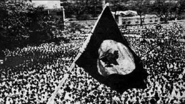 অগ্নিঝরা ১৫ মার্চ: সরকারি-বেসরকারি ভবনে ওড়ে কালো পতাকা
