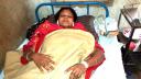 কলারোয়ায় প্রবাসীর স্ত্রীর দু'কান কেটে দিলো প্রতিবেশী