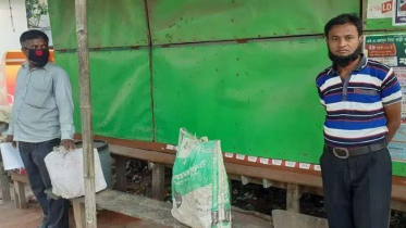 বাউফলে করোনার ঝুঁকি নিয়েই চলছে সিগারেট কোম্পানির কার্যক্রম
