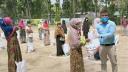 ব্রাহ্মণবাড়িয়ায় কর্মহীনদের পাশে 'আলোর পথে'