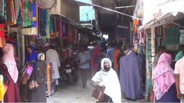 রাজবাড়ীতে খুলেছে ব্যবসা প্রতিষ্ঠান, উপচেপড়া ভিড়
