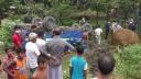 নিয়ন্ত্রণহীন ট্রাকের চাপায় দুই পথচারী নিহত