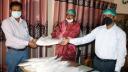 বাঞ্ছারামপুরে চিকিৎসক, পুলিশ ও স্বাস্থ্যকর্মীদেরকে পিপিই বিতরণ