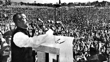 ১৯৭০'র নির্বাচন এবং বঙ্গবন্ধুর স্বাধীনতার ডাক