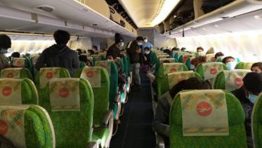 করোনাভাইরাস : দেশের পথে চীনে আটকেপড়া বাংলাদেশিরা
