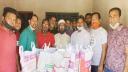 ২০০ পরিবারকে খাদ্য সামগ্রী দিল ঢাকাস্থ বেনাপোল সমিতি