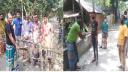 শার্শার সীমান্তবর্তী দুই গ্রাম 'লক ডাউন'