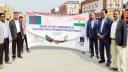 পাইপ লাইনে জ্বালানী তেল: স্থলবন্দর বেনাপোলে আনুষ্ঠানিক হস্তান্তর