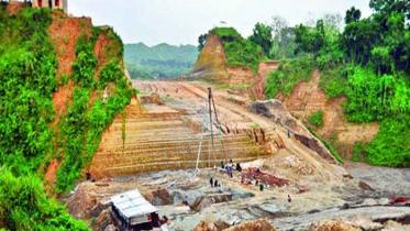 পাহাড় কাটায় চট্টগ্রাম উন্নয়ন কর্তৃপক্ষকে ১০ কোটি টাকা জরিমানা