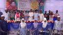 কুমিল্লায় শতাধিক শিক্ষার্থীর মাঝে বাইসাইকেল বিতরণ