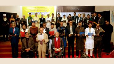 শপথ নিলেন চট্টগ্রাম সমিতি-ঢাকা'র নবনির্বাচিত কমিটির সদস্যরা