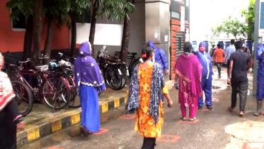 ঈদের পর আজ খুলছে গাজীপুরের শিল্প কারখানা