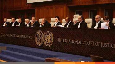 রোহিঙ্গা গণহত্যা বন্ধে আন্তর্জাতিক আদালতের নির্দেশ