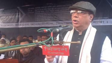 কারচুপির অজুহাতে বিএনপি নির্বাচন নিয়ে ষড়যন্ত্র করছে: নাসিম