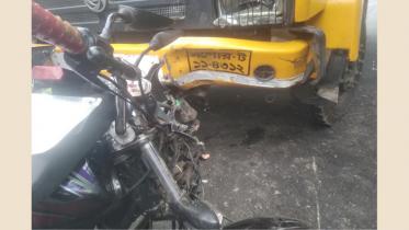 নড়াইলে সড়ক দুর্ঘটনায় মোটরসাইকেল আরোহী নিহত