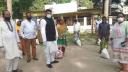 নাসিরনগরে ত্রাণ বিতরণ করলেন সাংসদ বিএম ফরহাদ হোসেন