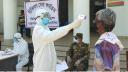 নাটোরে জ্বর-সর্দি কাশির চিকিৎসা দিচ্ছে সেনাবাহিনী